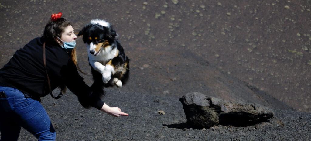 ausiie salto rocce